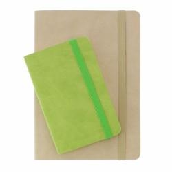 Cahier dos carré collé