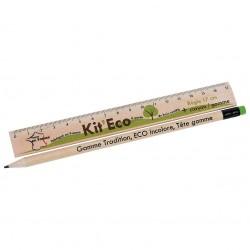 KIT ECO REGLE 17 cm