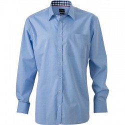 Chemise manches longues Business H/F