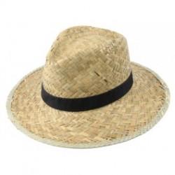 Chapeau de paille CLYDE BIP